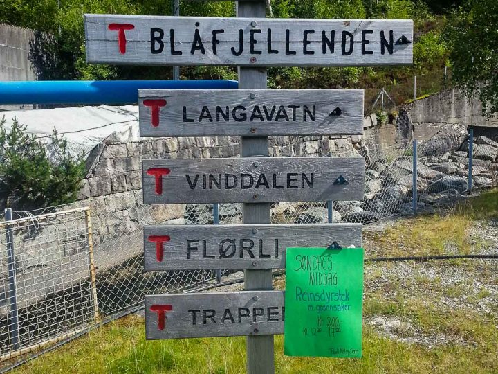 Norwegian sign