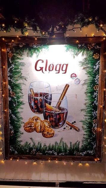 Gløgg - tradycyjny skandynawski grzeniec.