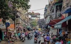Ulice Hanoi cdd.