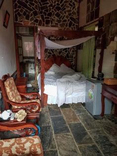 Pokój w Lan Anh Hotel, Phong Tho.