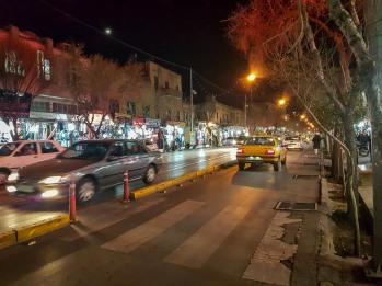 Karim Khan Zand Boulvard, Shiraz