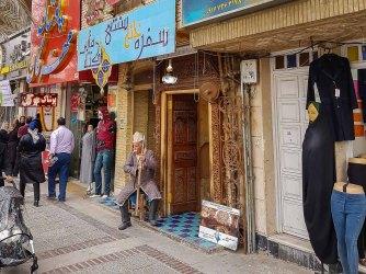 Restauracja Kateh Mas, Shiraz