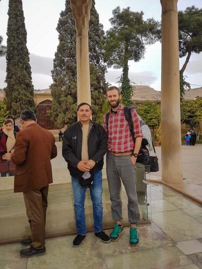 Grób Hafeza, Shiraz