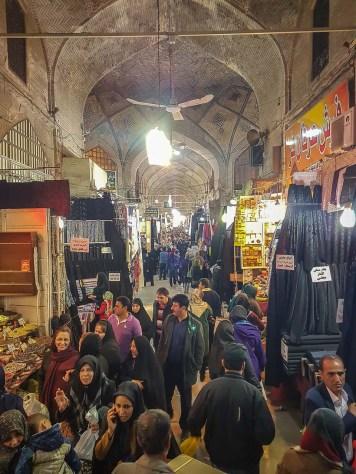 Bazar Vakil, Shiraz