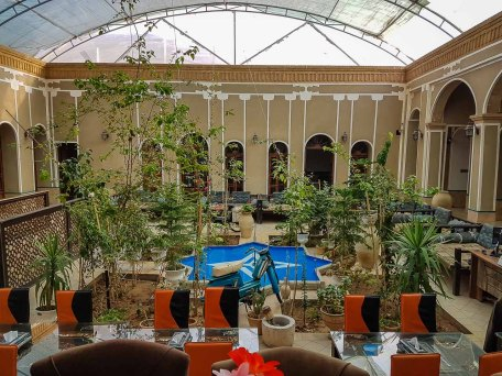 Yazd Friendly Hotel