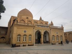 Monastyr Vank w ormiańskiej dzielnicy