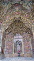 Różowy Meczet, Shiraz