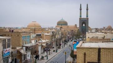 Najwyższe minarety w Iranie
