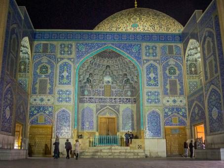 Meczet Szejka Loftollaha