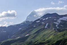 "Uszba - ""gruziński Matterhorn"""