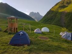 Zeta Camping, Juta